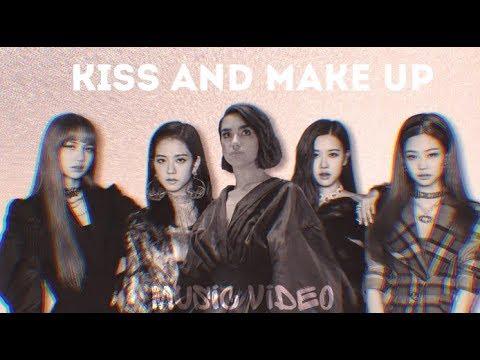 Dua Lipa & Blackpink - Kiss and Make Up (FMV)