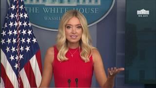 6/10/20: Press Secretary Kayleigh McEnany Holds a Briefing