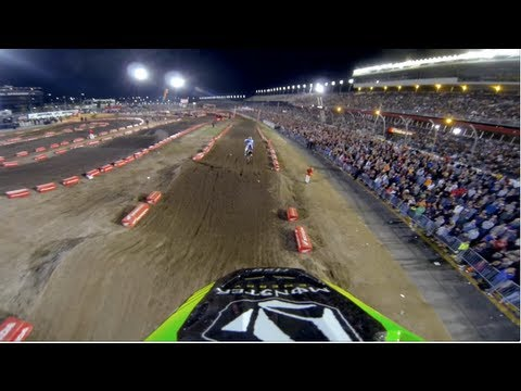 GoPro HD: Ryan Villopoto Main Event 2013 Daytona Supercross