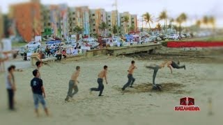 KAZAMEDIA   PARKOUR IN COATZACOALCOS