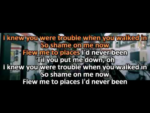 I Knew You Were Trouble Karaoke (Punk Goes Pop 6 version) - We Came As Romans