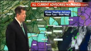 WCCB News at 10 Open (1/27/14)
