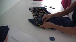 DIY Costura. Vestido de fiesta 850a854505e6