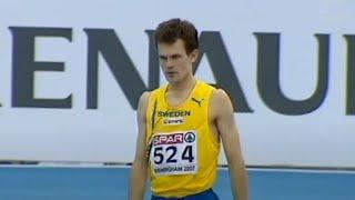 Stefan Holm tar guld i EM 2007