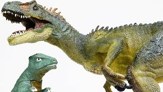 【恐竜】ジュラ紀の王様アロサウルスがかっこよすぎる【ジュラシック・ワールド 炎の王国】jurassic world Allosaurus アロサウルス