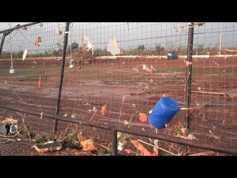 May 20th 2013 Path Of Destruction OKC Tornado I-44 Speedway