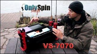 Форелевий Ящик Versus VS 7070 Магазин onlyspin ru #OnlySpin