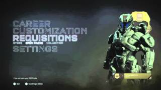 Halo 5: WHAT ARE REQS? (Halo 5 Guardians Requisition Pack Opening)
