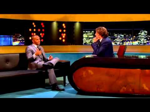 Lewis Hamilton - Talking about Nicole Scherzinger (The Jonathan Ross Show - 3rd September 2011)