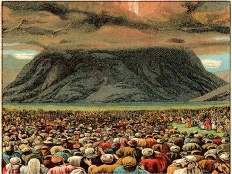פרשת יתרו למה הלך יתרו מעם ישראל