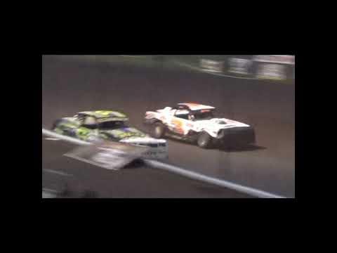Stock Car Amain @ Hancock County Speedway 07/23/19