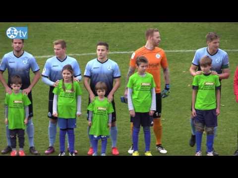 21. Spieltag: Stuttgarter Kickers vs SV Elversberg -Spielbericht + Interviews
