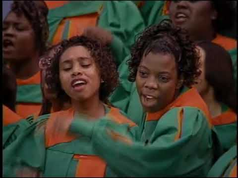 Twinkie Clark and Florida A&M - Feed My Sheep
