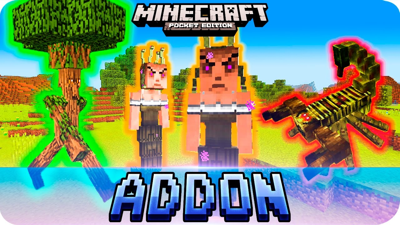 Minecraft Pe Addons - Legendary Creatures Addon For Ios  U0026 Android   1 0    0 17 0