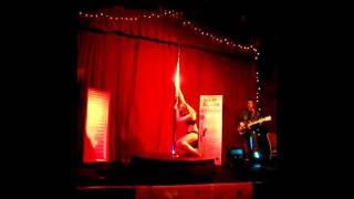 Arlene Caffrey & Laura Sheeran @ Pole Dance Ireland Princess Competition 2011