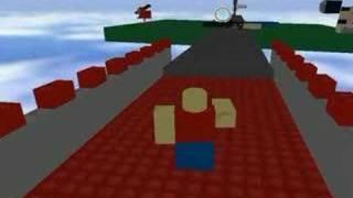 MarioMario54321 es Very First Roblox Bloopers! -Episode 3