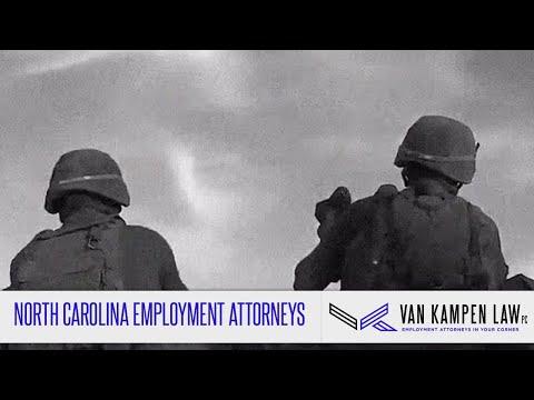 Discrimination Against Veterans, Veteran Unemployment | Van Kampen Law