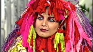 Lene Lovich - Don Lane Show 1983 -