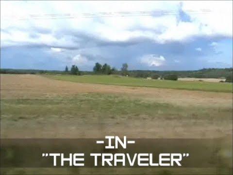"Lazar & Jingles present ""The Traveler"""