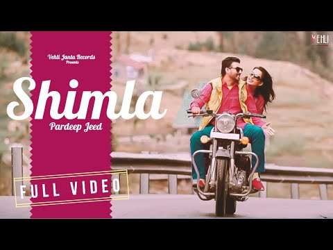 Shimla   Pardeep Jeed   Bhinda Aujla   Full Official Video   Vehli Janta Records
