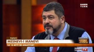 Fatih Çıtlak Mesnevi-i Manevi'nin ilk 18 beytini Öteki Gündem'de seslendirdi