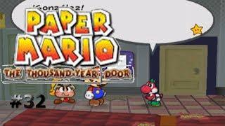 El compañero que nació del huevo/Paper Mario: La Puerta Milenaria #32