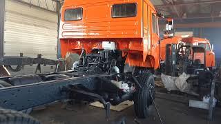 КАМАЗ 65115 лучше чем с завода