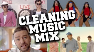 Cleaning Music Mix 🧹 Best Songs to Clean Your Room to