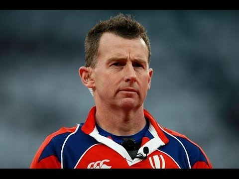 Rugby Referees Compilation Wielding Power With Respect Youtube