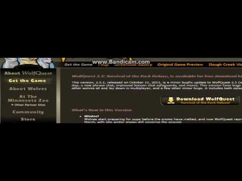 how to activate your account in wq wolfquest (ENGLISH)