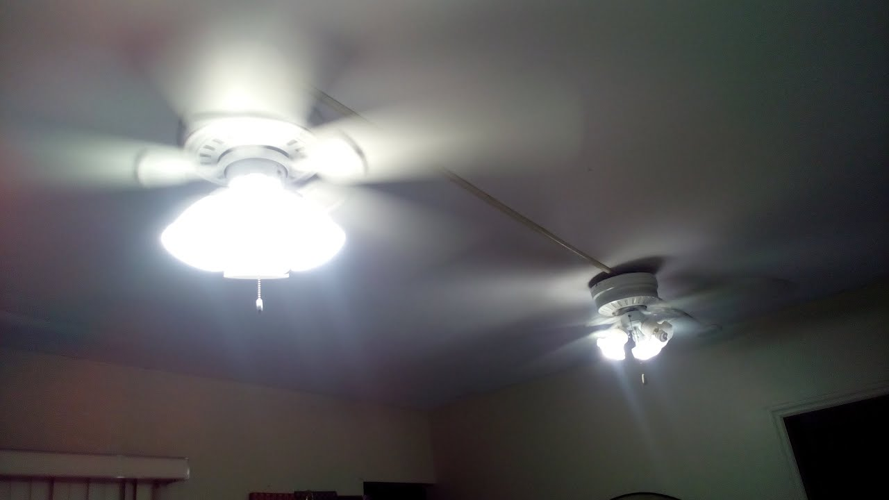 52 lyndhurst 52 chatham hampton bay ceiling fans youtube mozeypictures Gallery