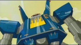 Megas is the Only Giant Robot I Like