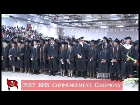 2017 Bolingbrook High School Graduation