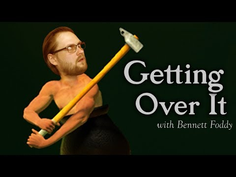 видео: ИЗИЧ ВАЩЕ ► Getting Over It with Bennett Foddy
