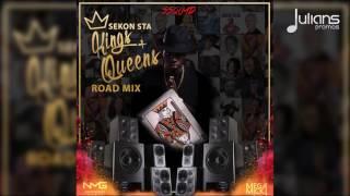 "Sekon Sta - Kings & Queens (Official N.M.G Road Mix) ""2017 Soca"" (Trinidad)"