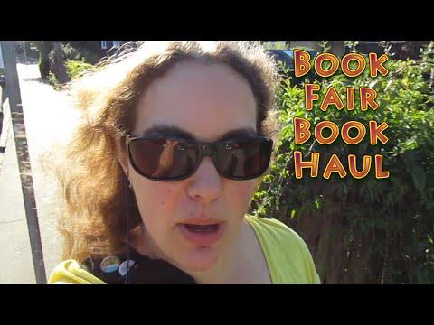 Book Fair Book Haul [CC]