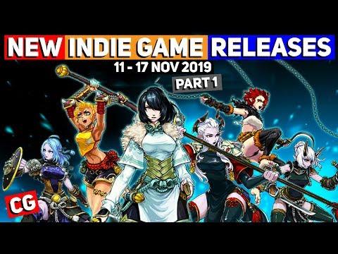 NEW Indie Game Releases: 11 – 17 Nov 2019 – Part 1 (Upcoming Indie Games)