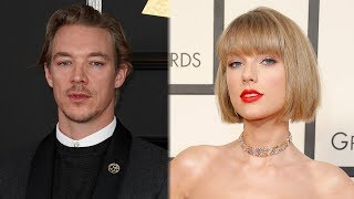 "Diplo DISSES Taylor Swift Again & Tells Swifties To ""Calm Down"""