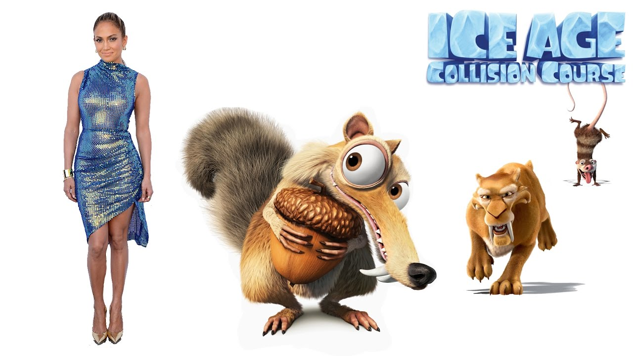 It is a picture of Obsessed Ice Age Character Pictures