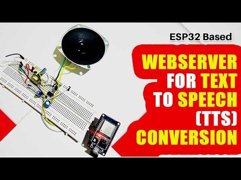 ESP8266 google cloud text to speech