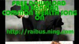 Free download Ar Rahman Common wealth Swagatham song yaaro india Bulaliya on RAIBUS