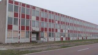 Urbex: Bürogebäude der Leunawerke in Sachsen-Anhalt (November 2013)