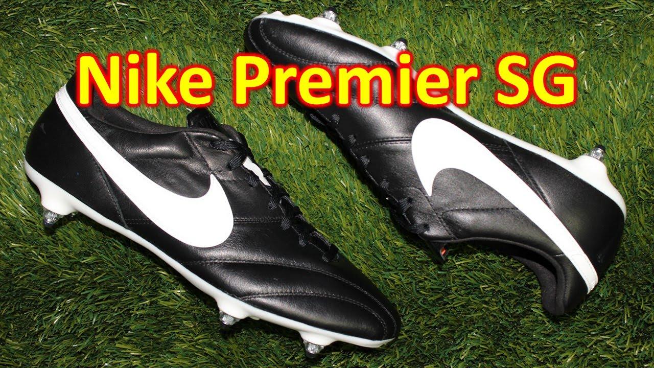 a79cd0e05635 Nike Premier SG - Review + On Feet - YouTube