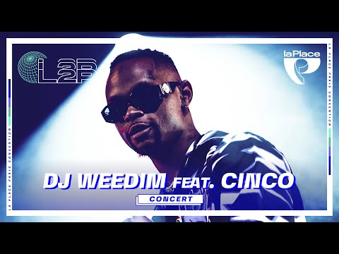 Youtube: DJ Weedim ft. Cinco (live) @ La Place | L2P Convention