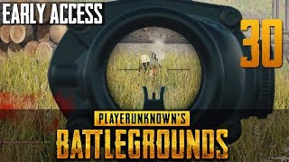 [30] PLAYERUNKNOWN'S BATTLEGROUNDS Early Access w/ GaLm and friends