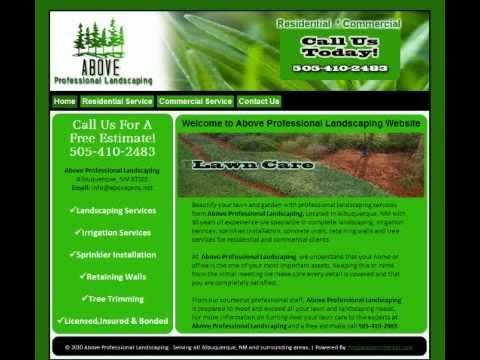 Albuquerque Landscape Contractor