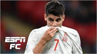 Italy vs. Spain REACTION! 'Alvaro Morata WAS NOT READY for penalty shootout!'