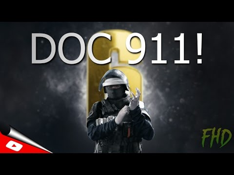 Doc - Rainbow Six Siege - Doc 911