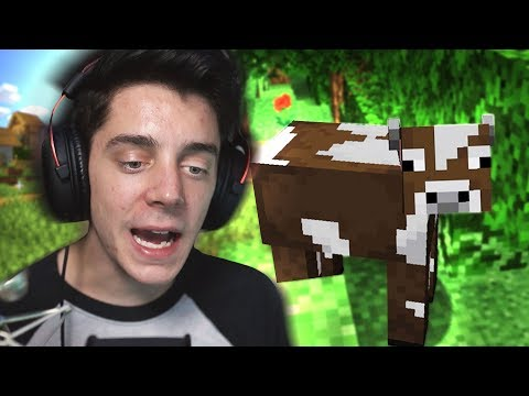 I'm Finally Playing Minecraft