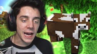 I'm Finally Playing Minecraft